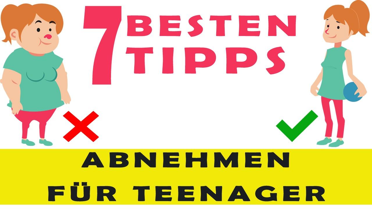 7 besten tipps abnehmen f r jugendliche und teenager schnell bauchspeck weg. Black Bedroom Furniture Sets. Home Design Ideas