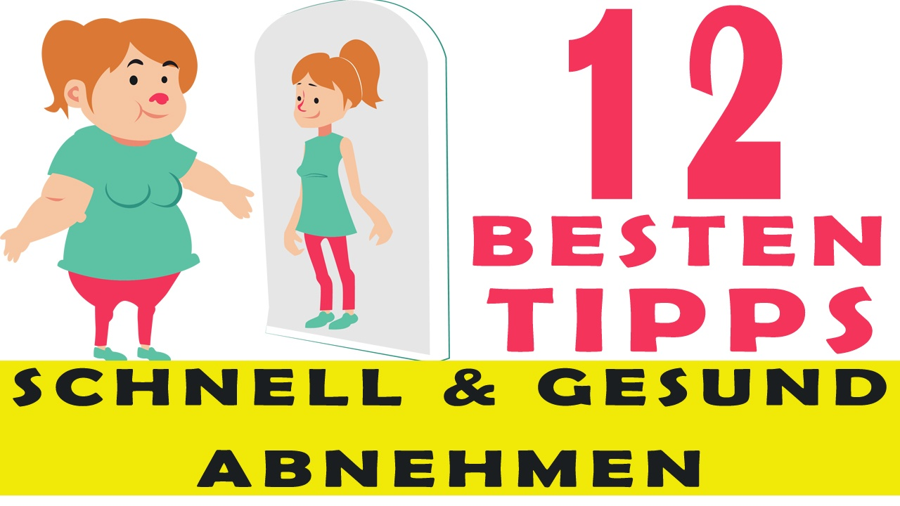 schnell und gesund abnehmen die 12 besten tipps schnell. Black Bedroom Furniture Sets. Home Design Ideas